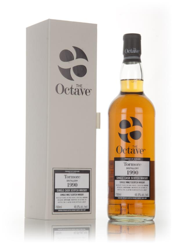 Tormore 27 Year Old 1990 (cask 828589) - The Octave (Duncan Taylor) Single Malt Whisky