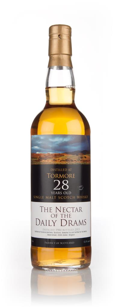 Tormore 28 Year Old 1984 - The Nectar Of The Daily Drams 3cl Sample Single Malt Whisky