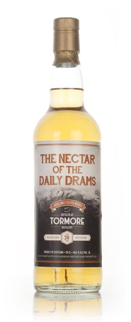 Tormore 28 Year Old 1988 - The Nectar of the Daily Drams Single Malt Whisky