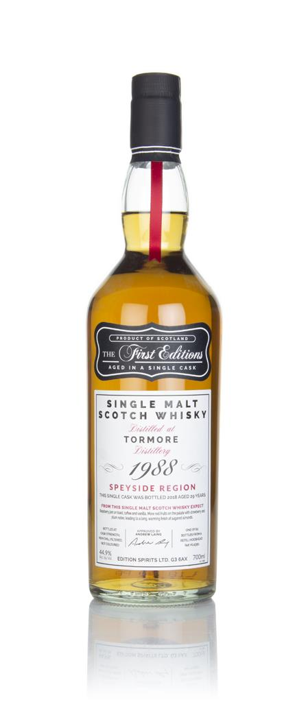 Tormore 29 Year Old 1988 (cask 15351) - The First Editions (Hunter Lai Single Malt Whisky
