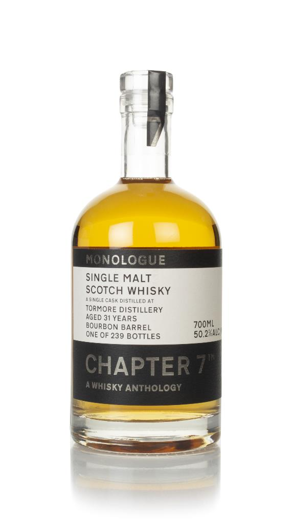 Tormore 31 Year Old 1990 (cask 2002) - Monologue (Chapter 7) Single Malt Whisky