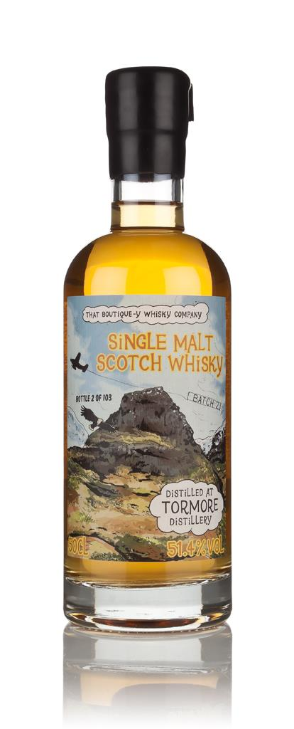 Tormore - Batch 2 (That Boutique-y Whisky Company) 3cl Sample Single Malt Whisky
