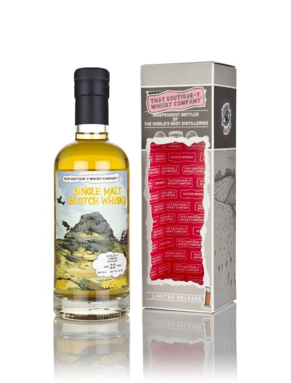 Tormore 22 Year Old (That Boutique-y Whisky Company) Single Malt Whisky