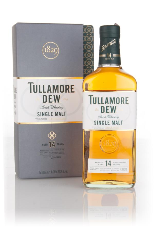 Tullamore D.E.W. 14 Year Old Single Malt Single Malt Whiskey