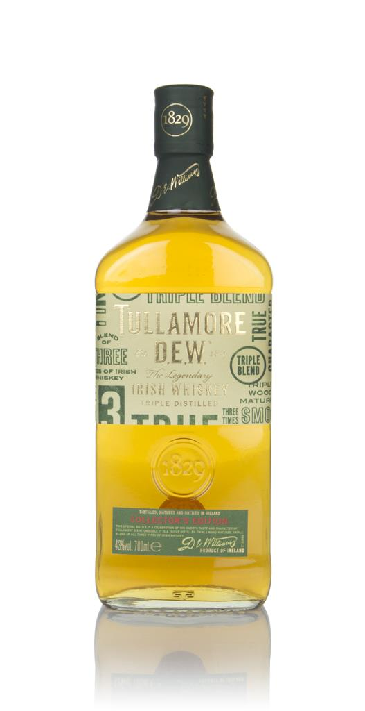 Tullamore D.E.W Collectors Edition Blended Whiskey