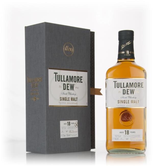 Tullamore D.E.W. 18 Year Old Single Malt Single Malt Whiskey