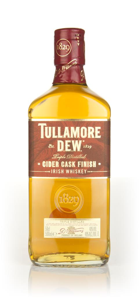Tullamore D.E.W. Cider Cask Finish Blended Whiskey