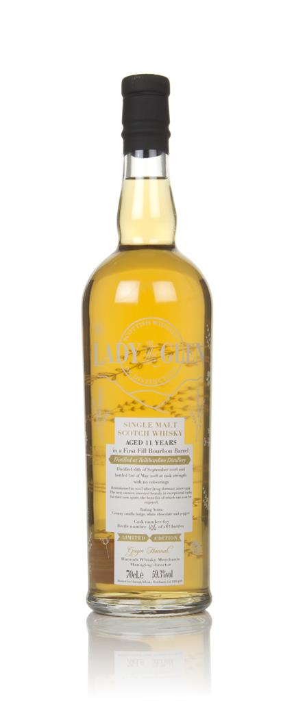 Tullibardine 11 Year Old 2006 (cask 617) - Lady of the Glen (Hannah Wh Single Malt Whisky