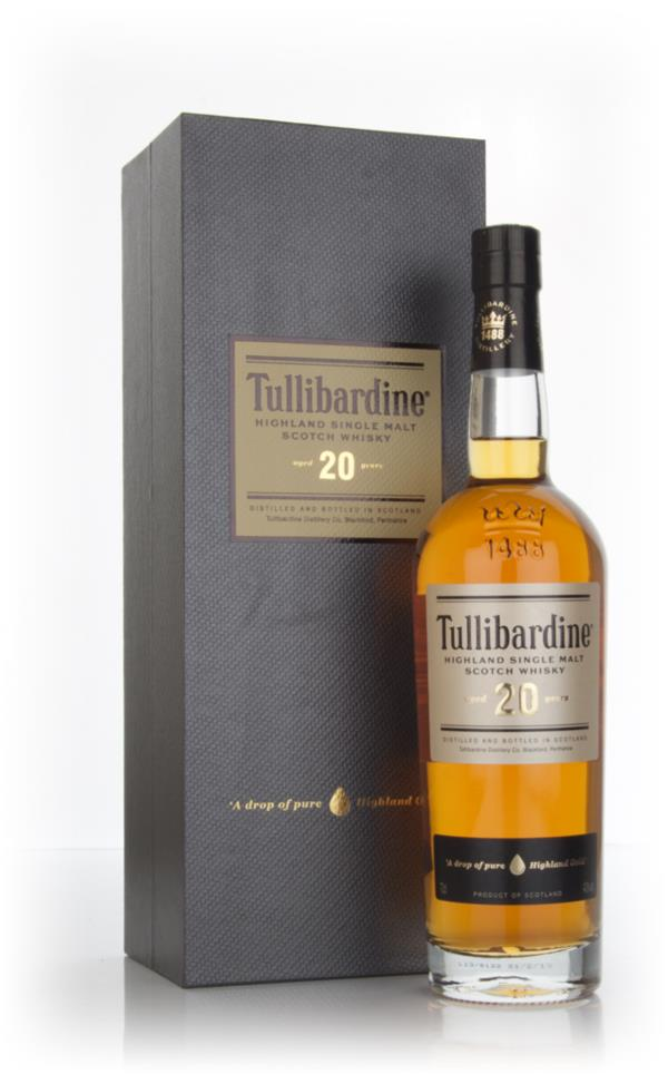 Tullibardine 20 Year Old Single Malt Whisky