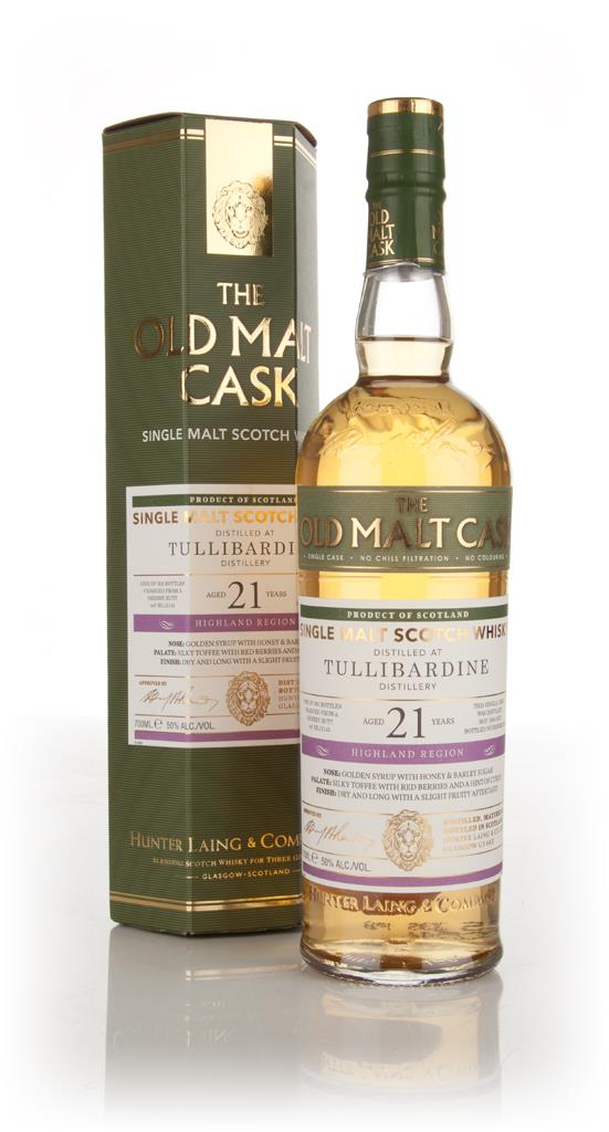 Tullibardine 21 Year Old 1994 (cask 12143) - Old Malt Cask (Hunter Lai Single Malt Whisky