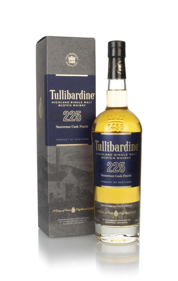 Tullibardine 225 Sauternes Cask Finish Single Malt Whisky