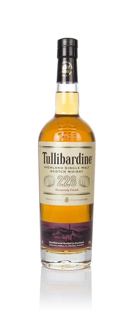 Tullibardine 228 Burgundy Cask Finish Single Malt Whisky