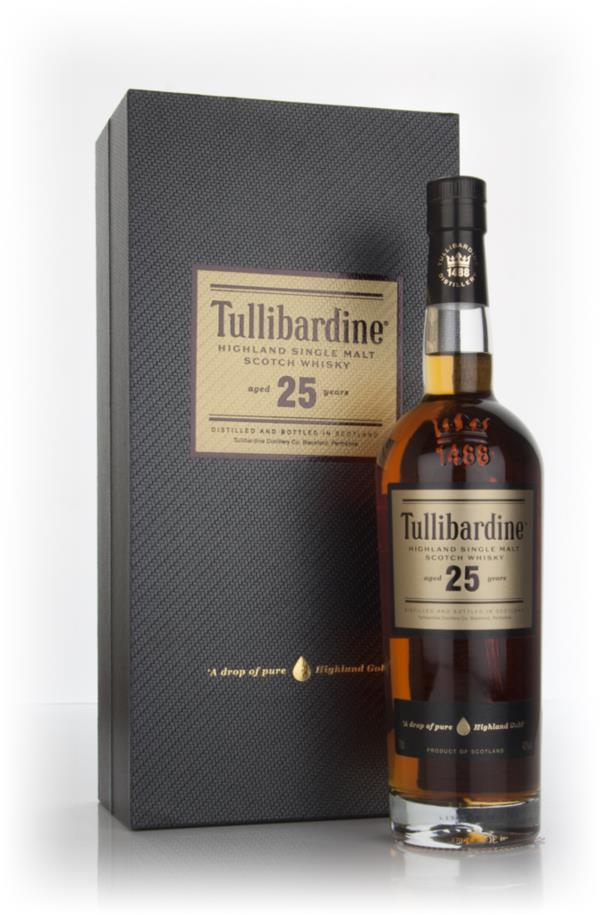 Tullibardine 25 Year Old 3cl Sample Single Malt Whisky