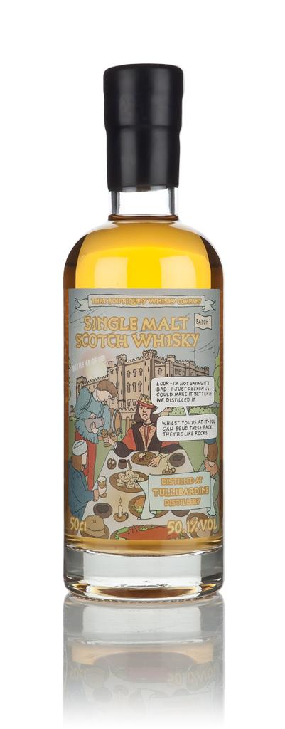 Tullibardine - Batch 1 (That Boutique-y Whisky Company) 3cl Sample Single Malt Whisky