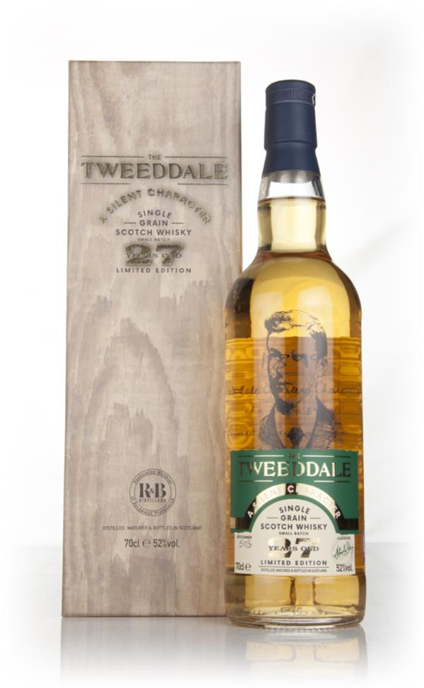 The Tweeddale 27 Year Old - A Silent Character Grain Whisky