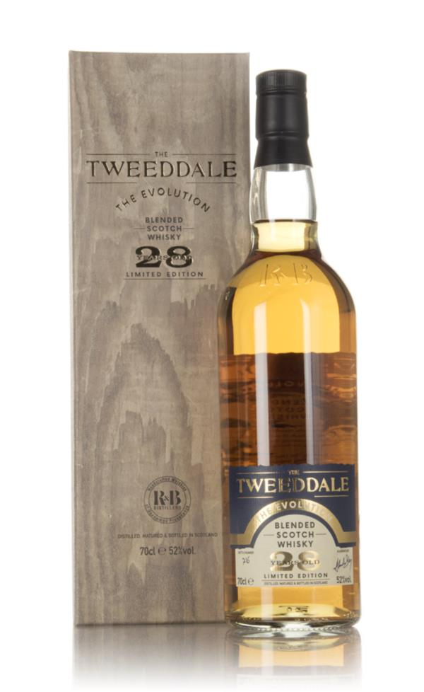 The Tweeddale 28 Year Old - The Evolution 3cl Sample Blended Whisky