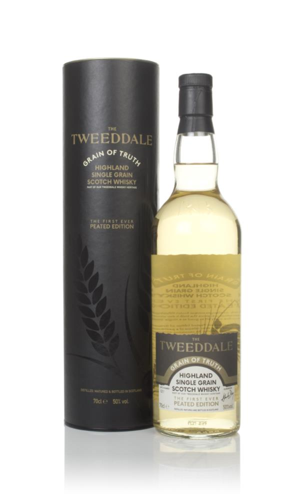 The Tweeddale Grain of Truth Peated Edition Grain Whisky