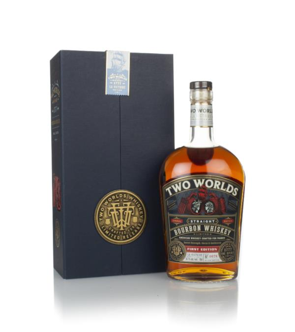 Two Worlds La Victoire - First Edition Bourbon Whiskey