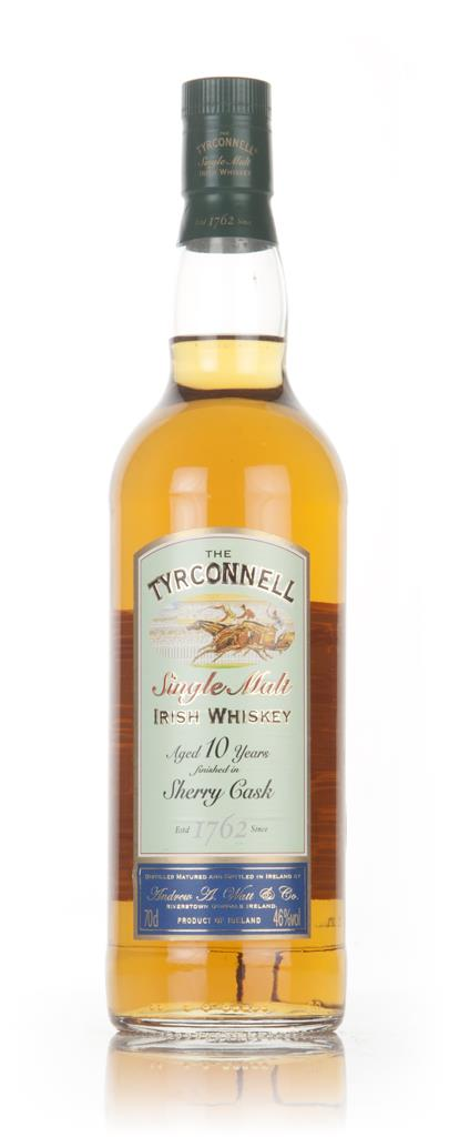 Tyrconnell 10 Year Old Sherry Cask Finish Single Malt Whiskey