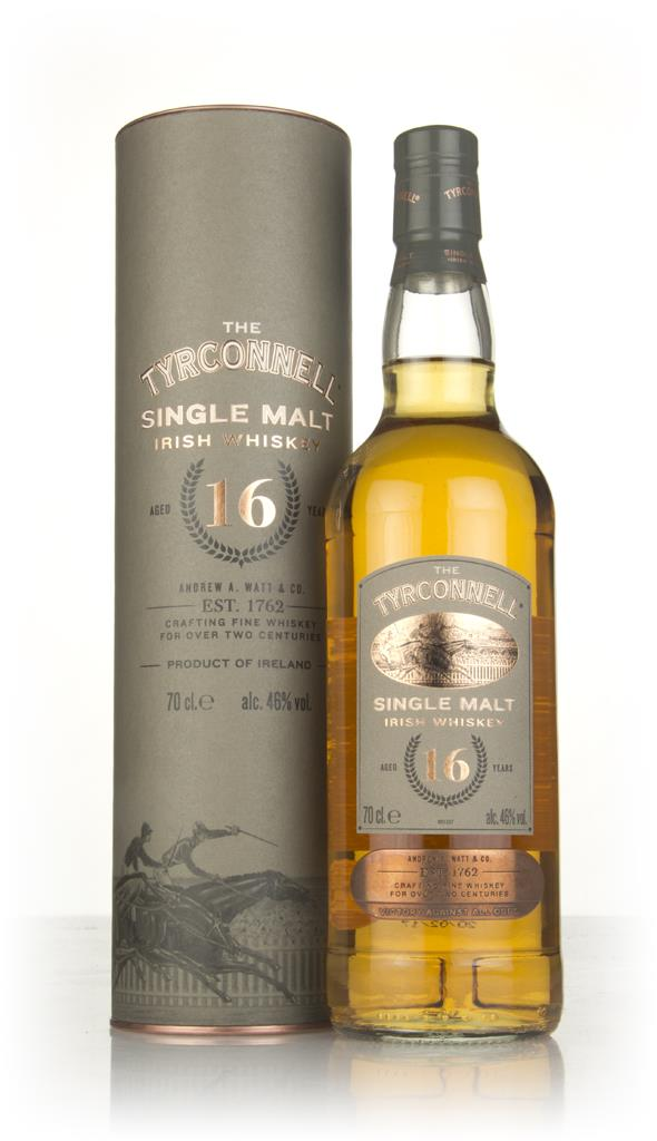 Tyrconnell 16 Year Old Single Malt Whiskey