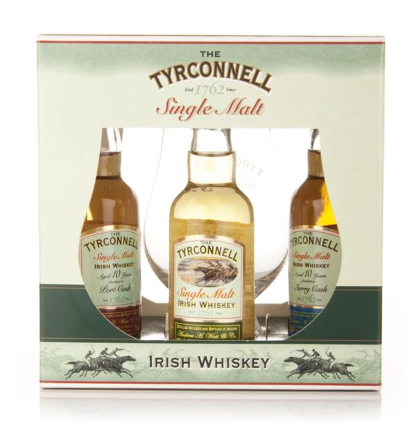 Tyrconnell Gift Pack Single Malt Whiskey