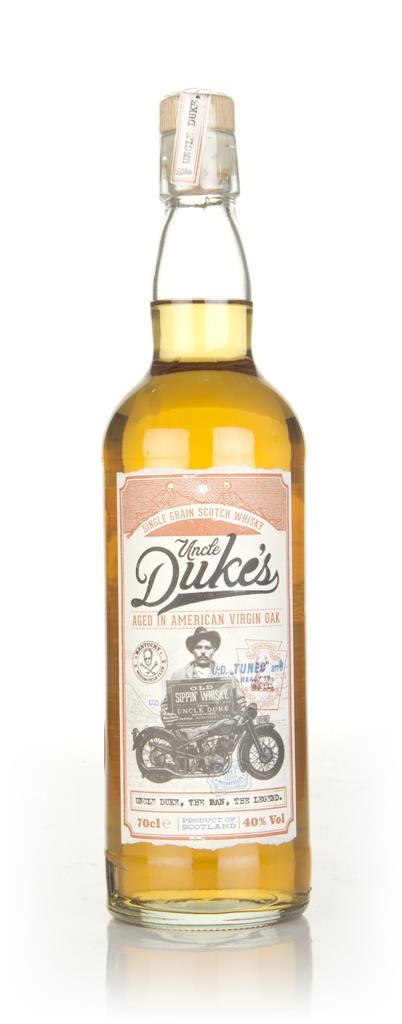 Uncle Dukes Single Grain Grain Whisky