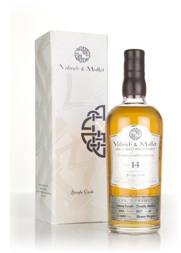County Louth 14 Year Old 2003 (cask 17-3001) (Valinch & Mallet) Single Malt Whisky