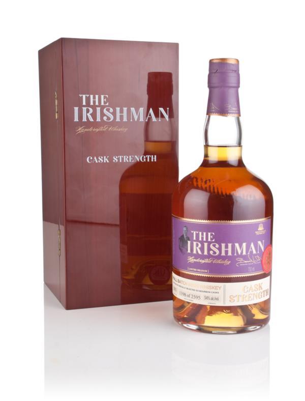 The Irishman Cask Strength (2015 Release) Blended Whiskey