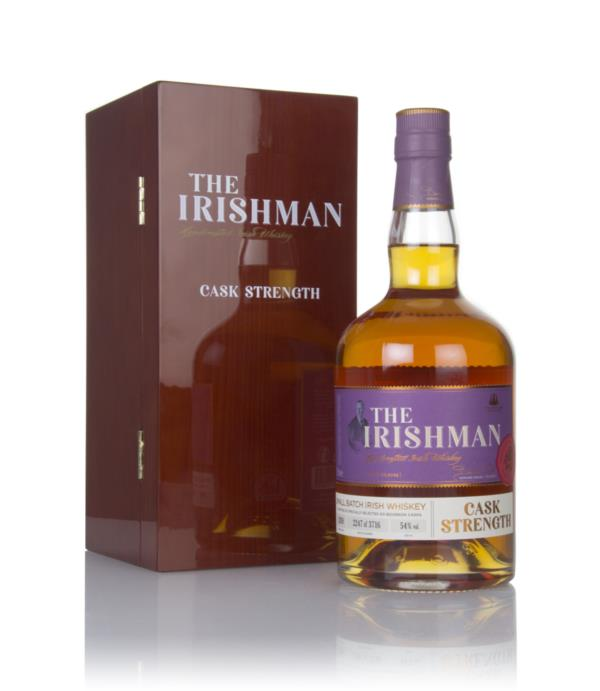 The Irishman Cask Strength (2018 Release) Blended Whiskey
