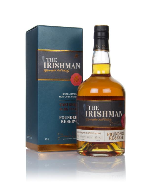 The Irishman Founders Reserve Caribbean Cask Finish Blended Whiskey