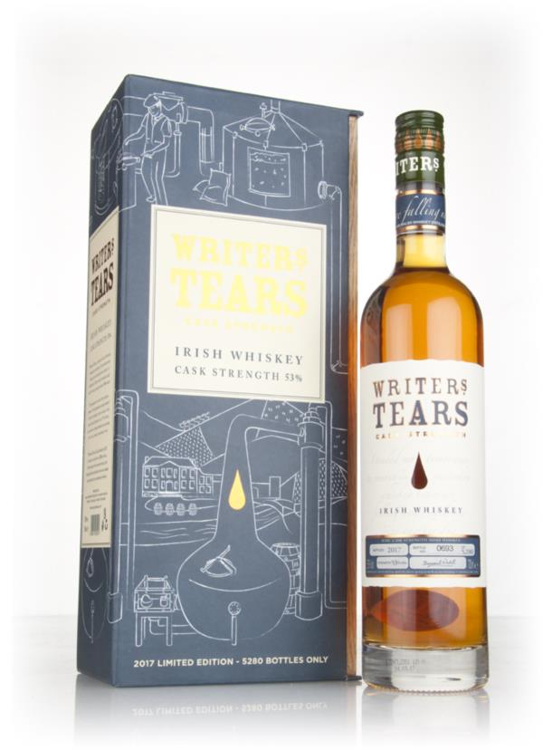 Writers Tears Cask Strength (2017 Release) Blended Whiskey