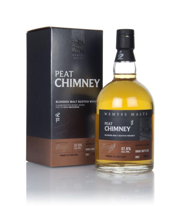 Peat Chimney Batch Strength 002 (Wemyss Malts) Blended Malt Whisky
