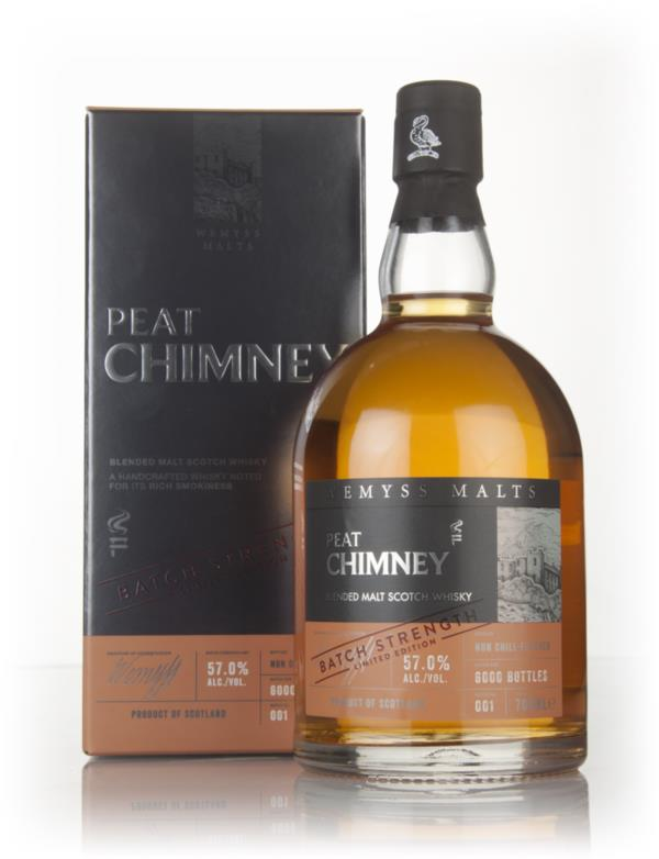 Peat Chimney Batch Strength (Wemyss Malts) Blended Malt Whisky