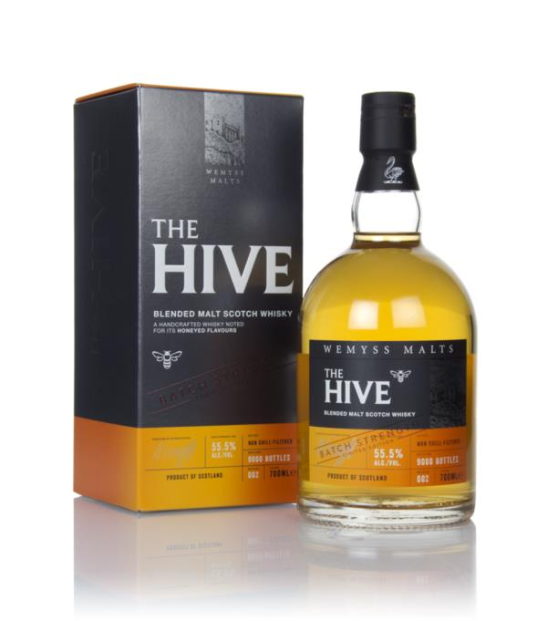 The Hive Batch Strength 002 (Wemyss Malts) Blended Malt Whisky