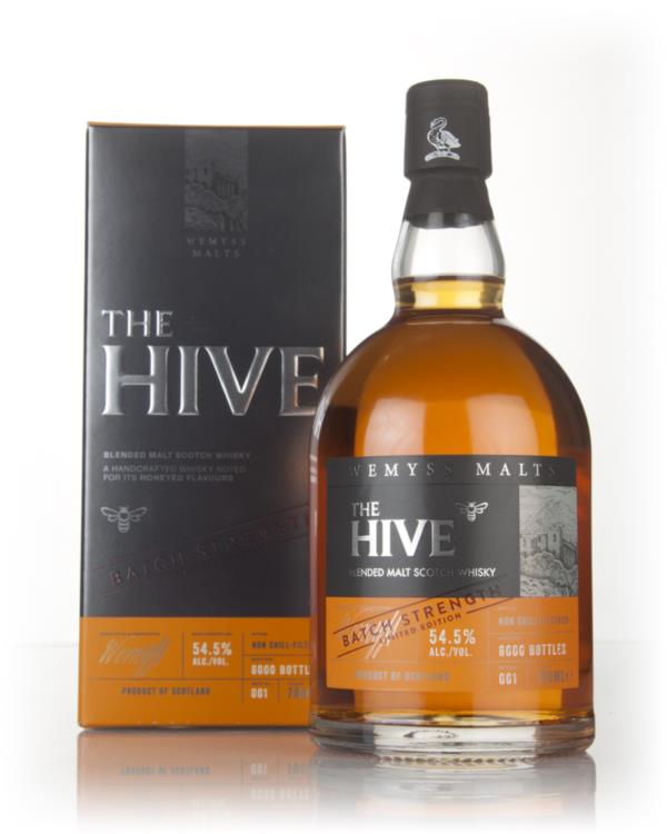 The Hive Batch Strength (Wemyss Malts) Blended Malt Whisky