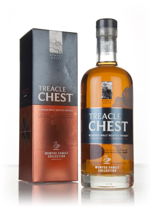 Treacle Chest - Wemyss Family Collection Blended Malt Whisky