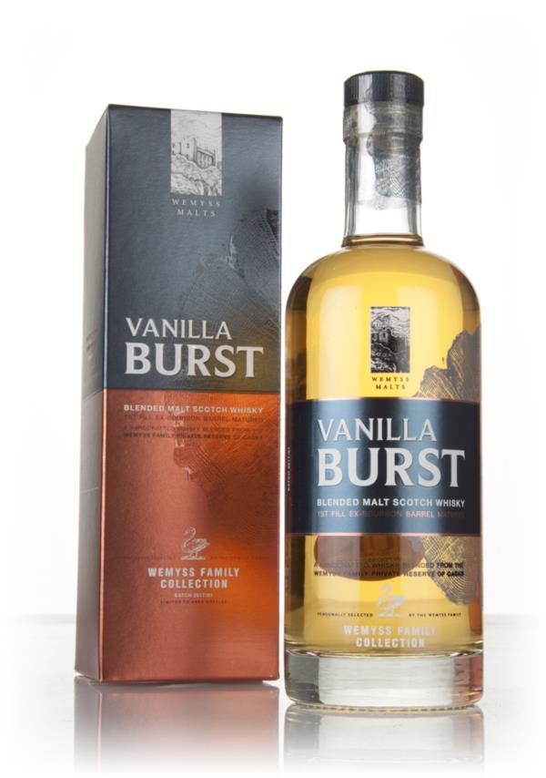 Vanilla Burst - Wemyss Family Collection Blended Malt Whisky