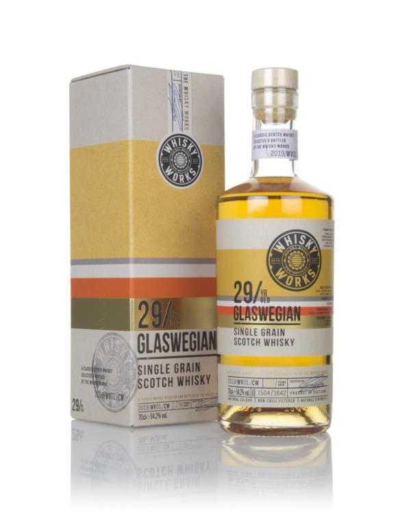 Whisky Works Glaswegian 29 Year Old Grain Whisky