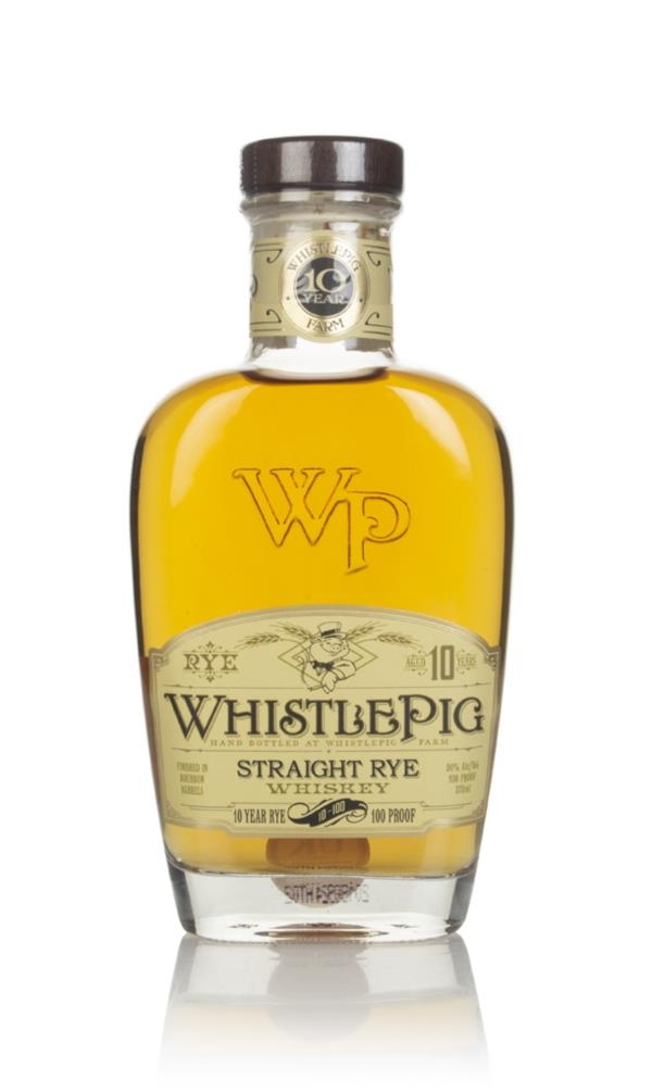 WhistlePig 10 Year Old (37.5cl) Rye Whiskey