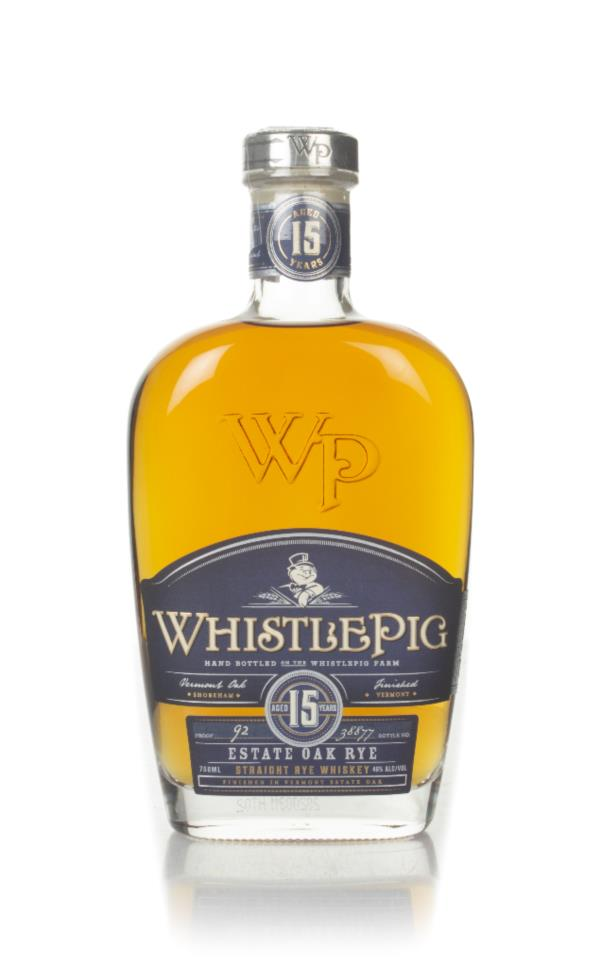 WhistlePig 15 Year Old 3cl Sample Rye Whiskey