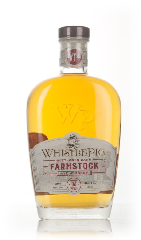 WhistlePig FarmStock Crop No.001 Rye Whiskey