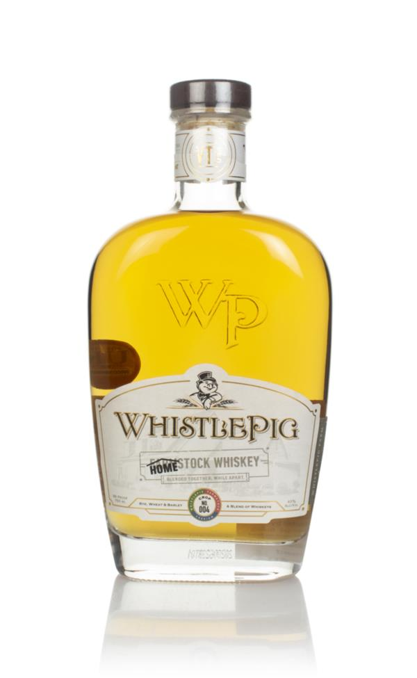 WhistlePig HomeStock Crop No.004 Blended Whiskey