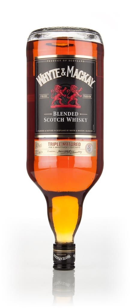Whyte and Mackay Blended Scotch Whisky 1.5l Blended Whisky