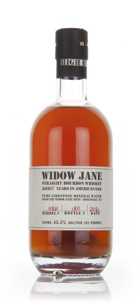 Widow Jane 10 Year Old (cask 1086) (La Maison du Whisky 60th Anniversa Bourbon Whiskey
