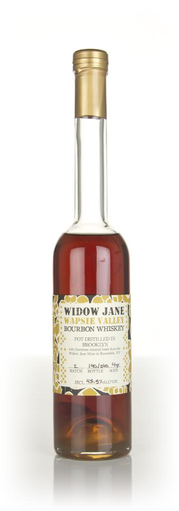 Widow Jane Wapsie Valley 4 Year Old 50/50 Bourbon Whiskey