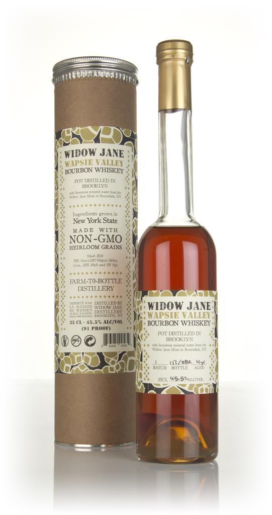 Widow Jane Wapsie Valley 4 Year Old Bourbon Whiskey
