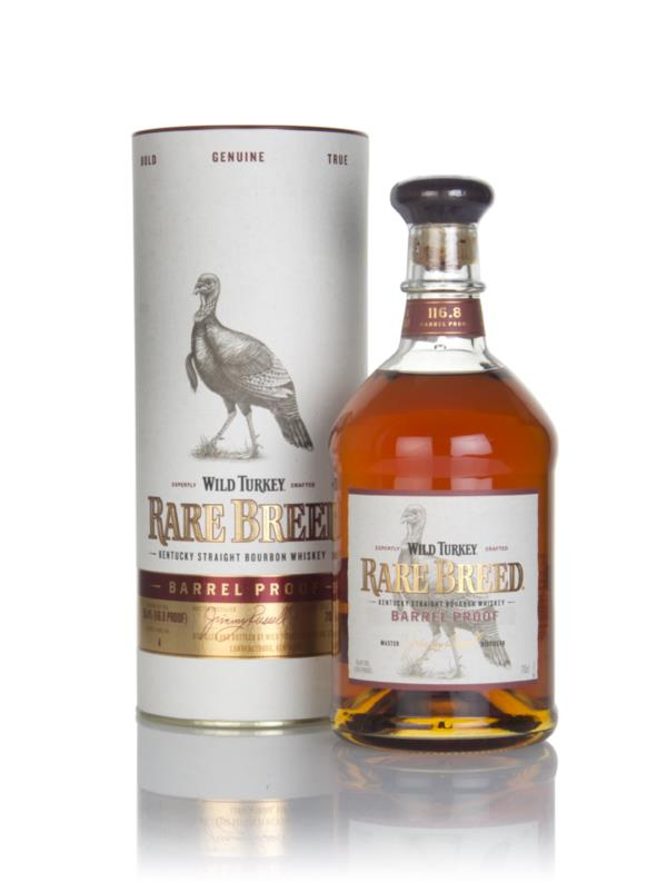 Wild Turkey Rare Breed Bourbon (58.4%) Bourbon Whiskey