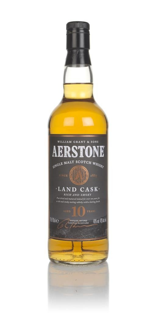 Aerstone 10 Year Old Land Cask Single Malt Whisky