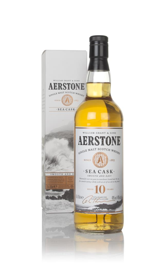 Aerstone 10 Year Old Sea Cask Single Malt Whisky