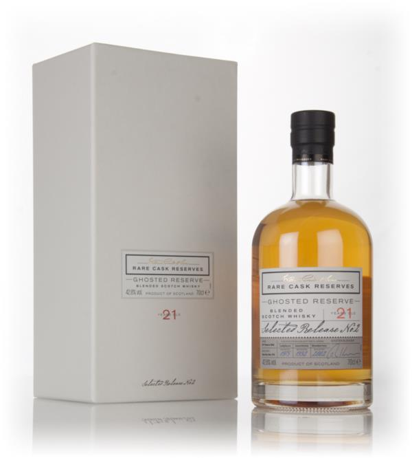 Ghosted Reserve 21 Year Old (William Grant & Sons) 3cl Sample Blended Whisky